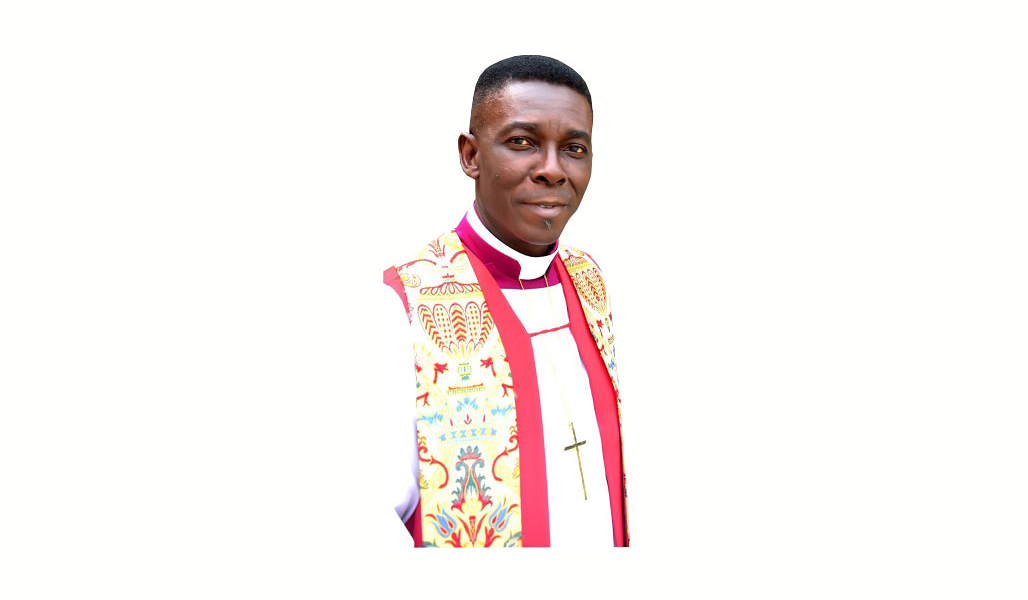 #COVID19: Bishop Christian E. Ide Supports 1113 members with cash Palliatives